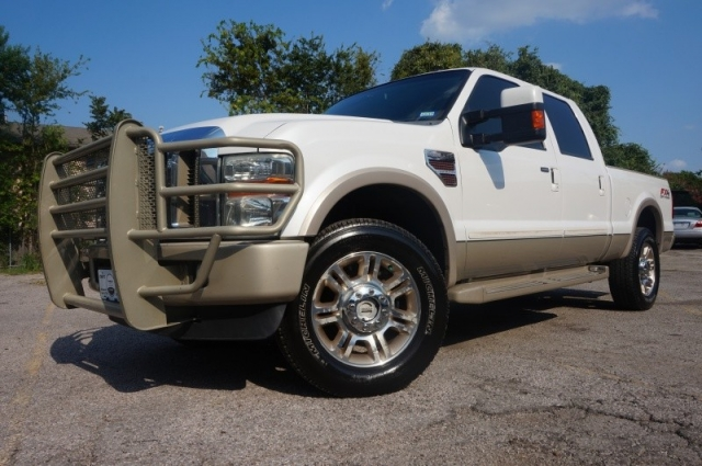 2010 Ford Super Duty F-250 KING RANCH 4X4