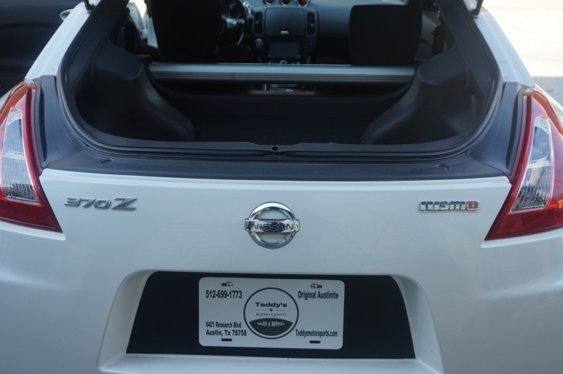2010 Nissan 370Z 2dr Cpe Manual NISMO - Inventory | Teddy's ...
