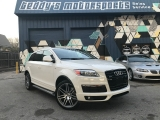 Audi Q7 S-LINE W/ Rear Entertainment 2008