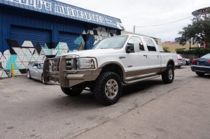 Ford F-250 King Ranch 4X4 LIFTED 2006
