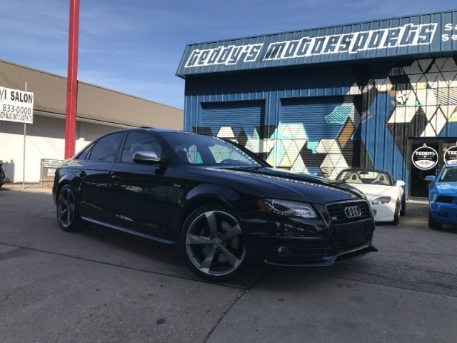 Audi S Dr Sdn Man Prestige Inventory Teddys Motorsports - Audi dealership austin