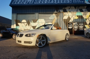 BMW 335i Convertible Sport Package 3-Series 2009
