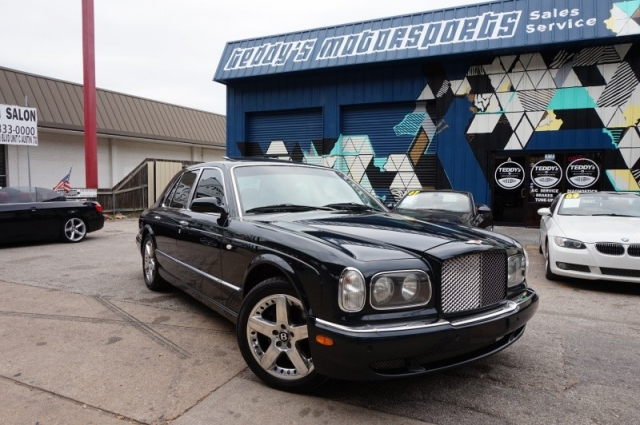 2001 Bentley Arnage R