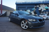 BMW 335i Manual Gray/Red Coupe 2007