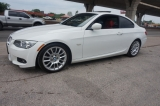 BMW 328i M-Sport White/Red 2011