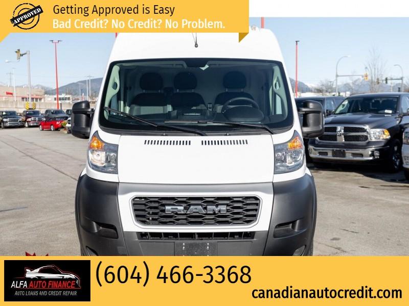 RAM ProMaster Cargo Van 2019 price $39,999