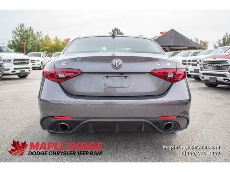 Alfa Romeo Giulia 2017 price $35,932