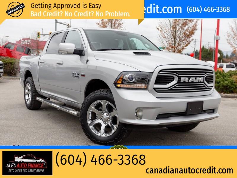 RAM 1500 2018 price $39,888
