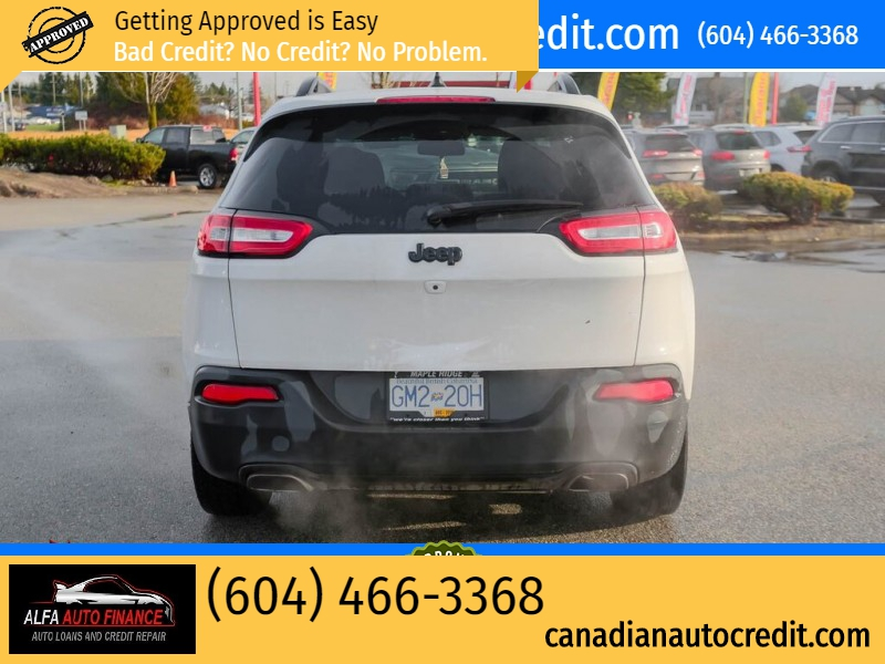 Jeep Cherokee 2018 price $26,999
