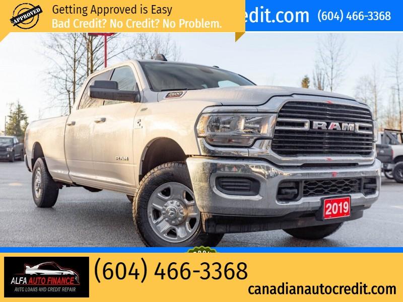 RAM 2500 2019 price $54,999