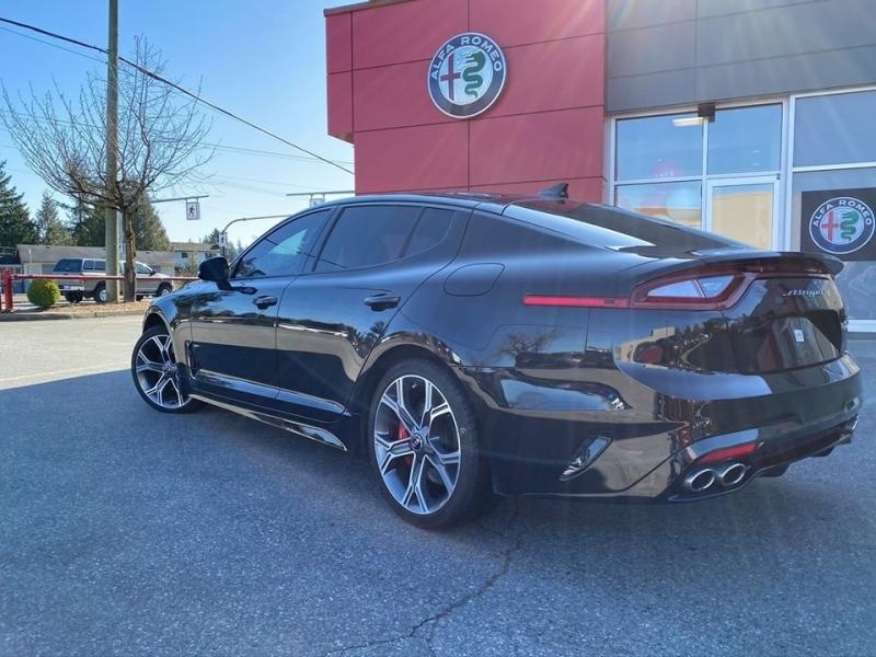 Kia Stinger 2018 price $36,999