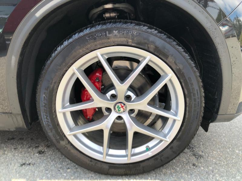 Alfa Romeo Stelvio 2018 price $45,088