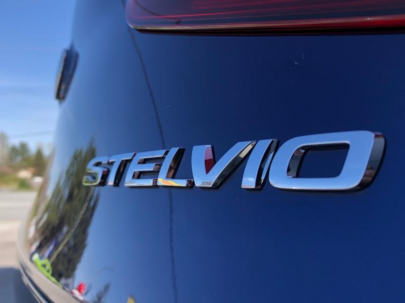 Alfa Romeo Stelvio 2018 price $38,888