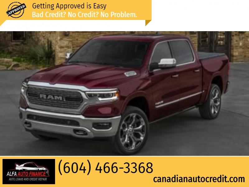 Ram 1500 2020 price $58,995