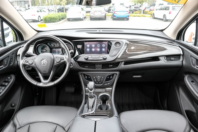 Buick Envision 2018 price $35,781