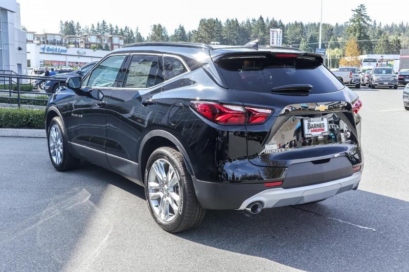 Chevrolet Blazer 2019 price $51,215