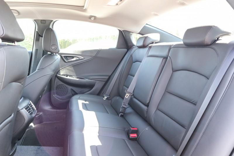 Chevrolet Malibu 2019 price $34,720