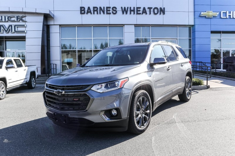 Chevrolet Traverse 2020 price $50,788