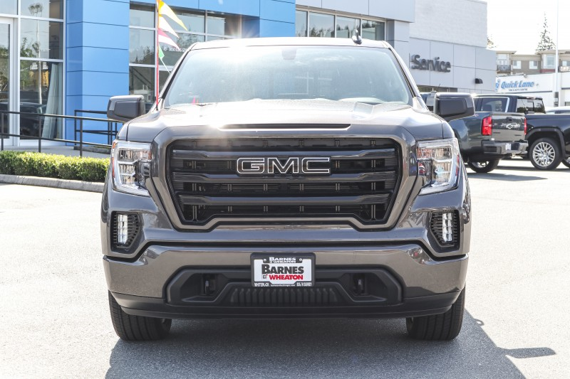 GMC Sierra 1500 2019 price $56,721