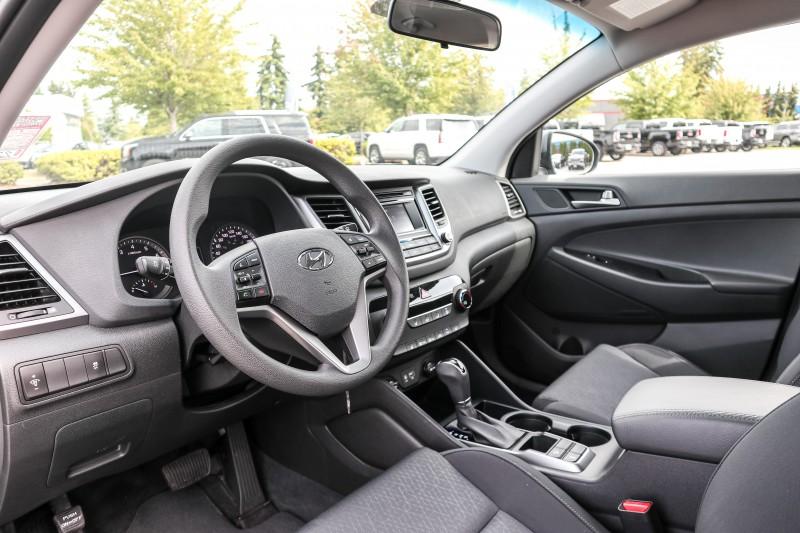 Hyundai Tucson 2018 price $22,247