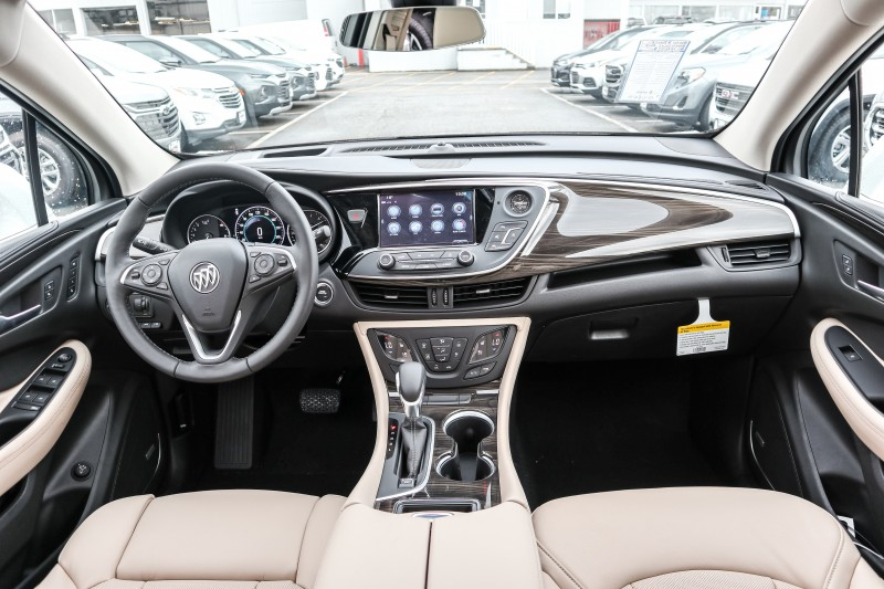Buick Envision 2020 price $48,613