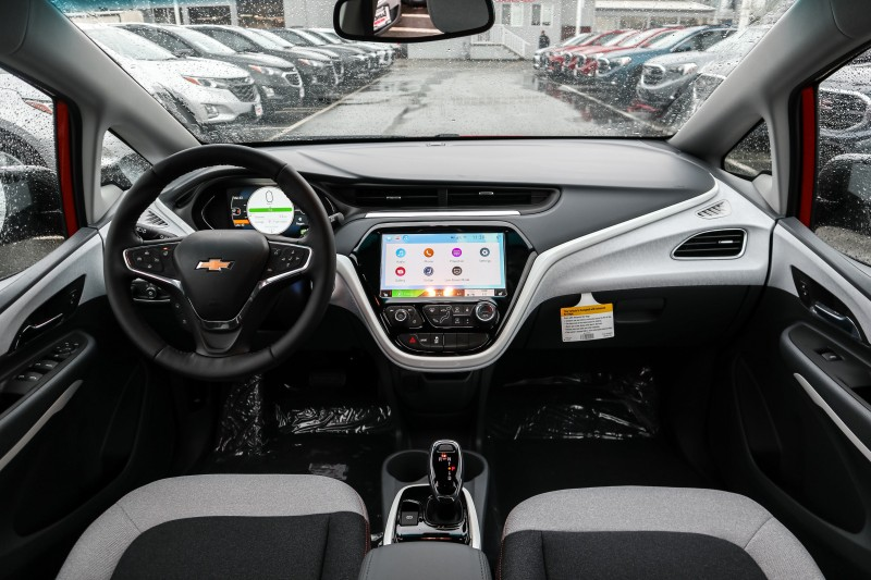 Chevrolet Bolt EV 2020 price $44,605