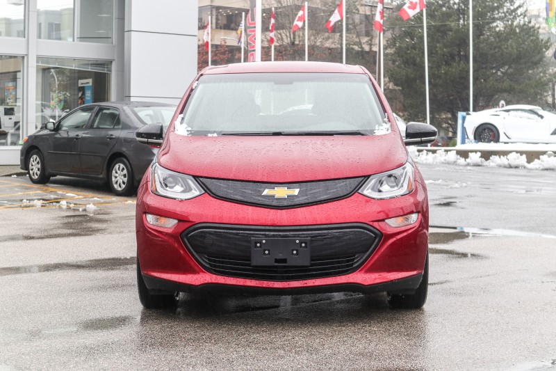 Chevrolet Bolt EV 2019 price $43,877