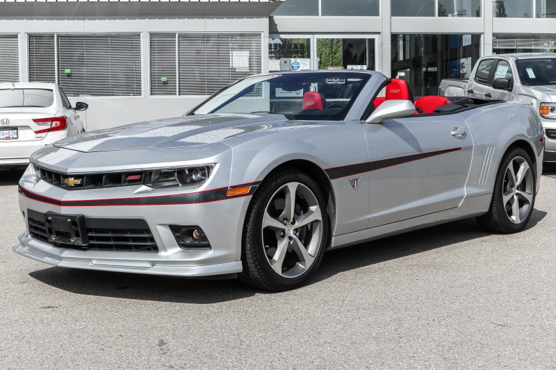 Chevrolet Camaro 2015 price $29,339