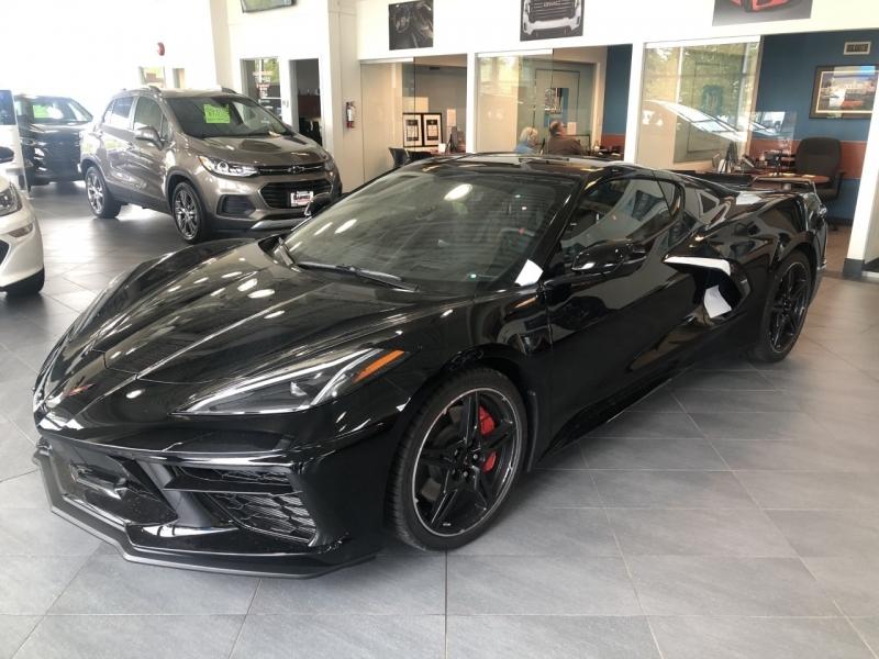 Chevrolet Corvette 2021 price $109,000
