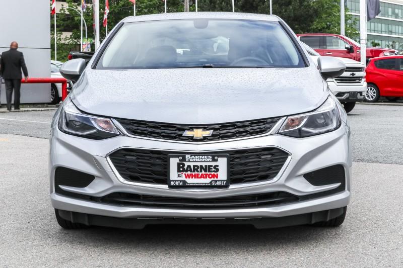 Chevrolet Cruze 2018 price $18,227