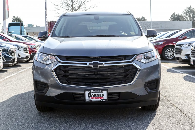 Chevrolet Traverse 2020 price $40,733