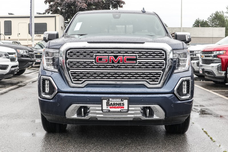GMC Sierra 1500 2020 price $72,424
