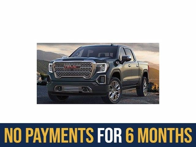 GMC Sierra 1500 2020 price $50,373