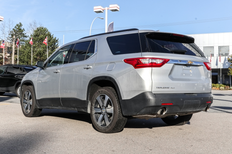 Chevrolet Traverse 2019 price $45,492