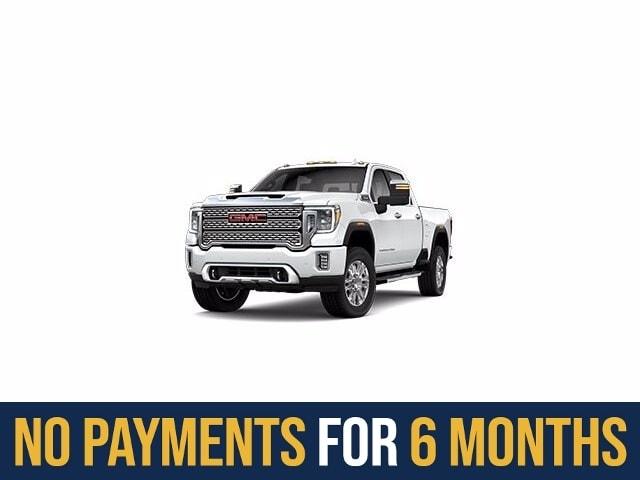 GMC Sierra 3500HD 2020 price $93,638