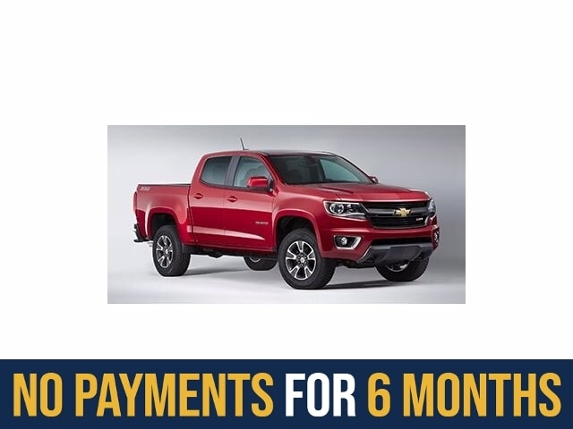 Chevrolet Colorado 2020 price $40,508