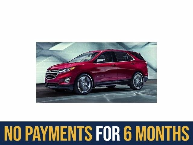 Chevrolet Equinox 2020 price $33,599