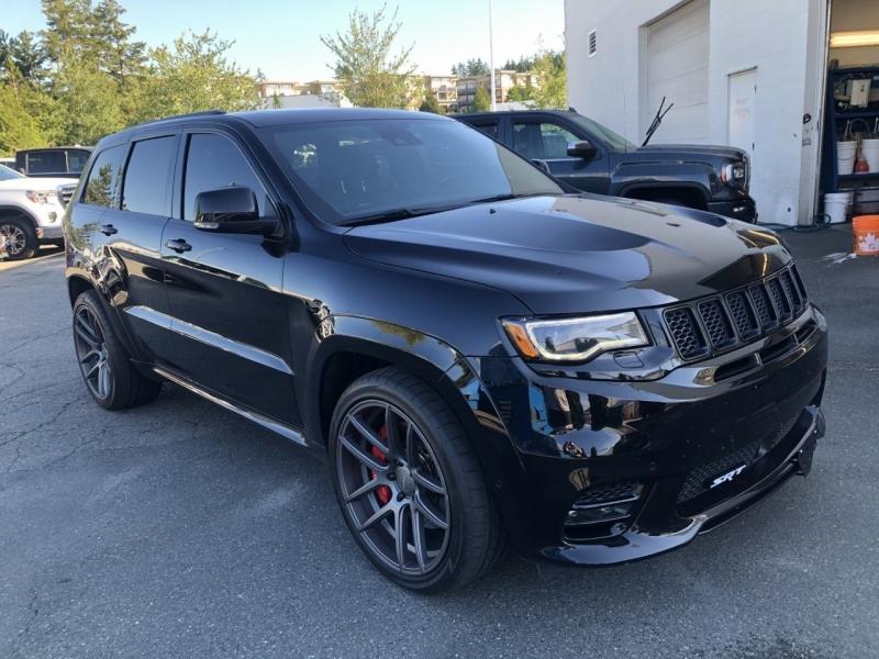 Jeep Grand Cherokee 2017 price $59,888