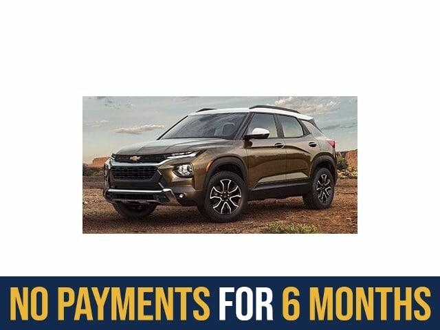 Chevrolet TrailBlazer 2021 price $31,688