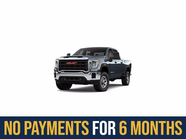 GMC Sierra 3500HD 2020 price $90,373