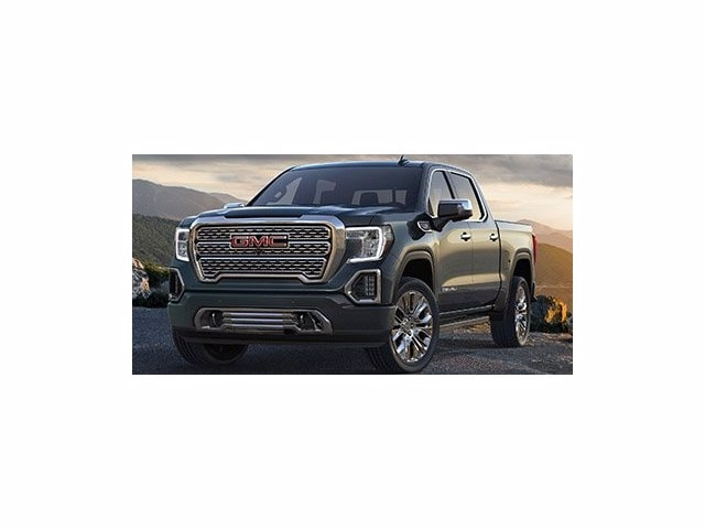 GMC Sierra 1500 2020 price $76,343