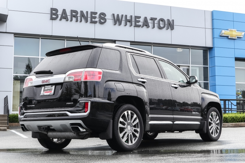 GMC Terrain 2017 price Call for Pricing.