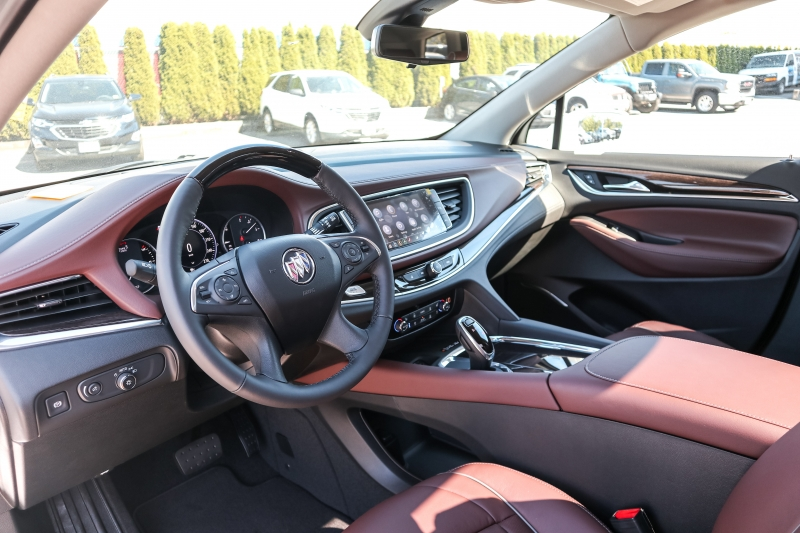 Buick Enclave 2020 price $67,968