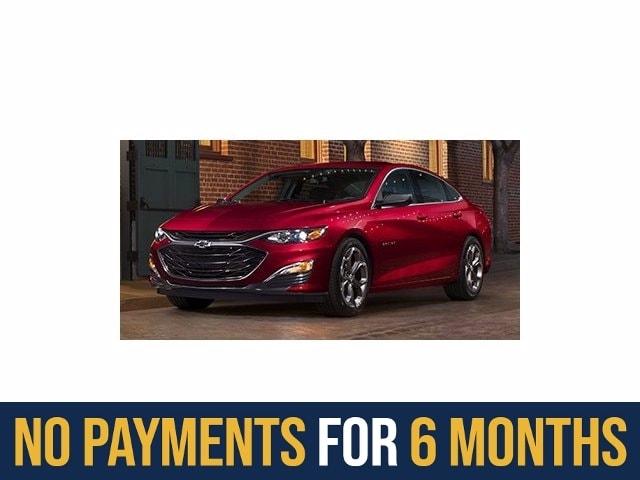 Chevrolet Malibu 2020 price $27,118