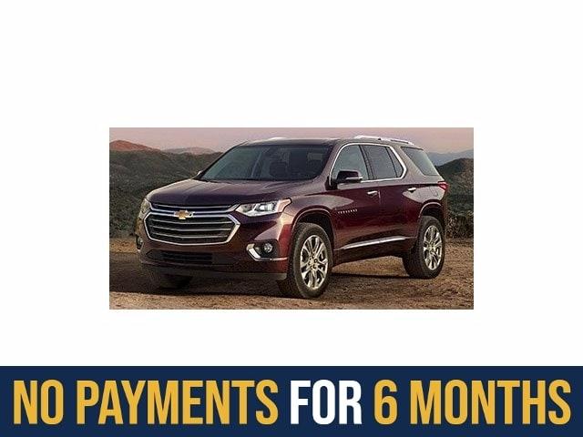 Chevrolet Traverse 2020 price $46,417