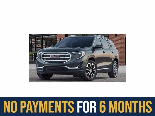 GMC Terrain 2020 price $31,975