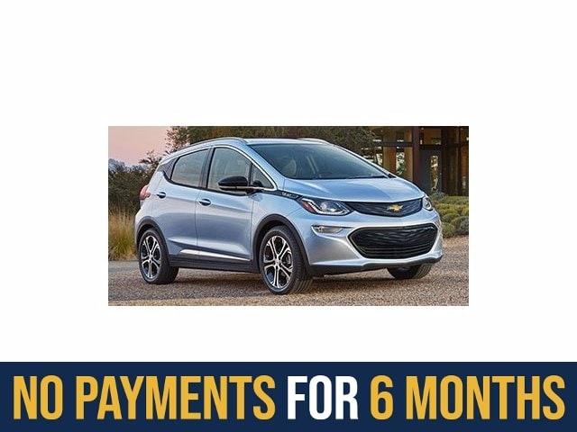 Chevrolet Bolt EV 2020 price $48,188