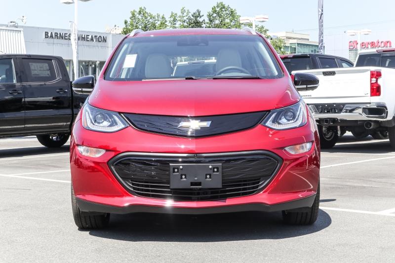 Chevrolet Bolt EV 2020 price $53,588