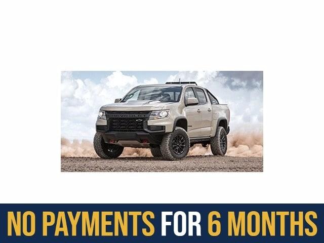 Chevrolet Colorado 2021 price $51,793