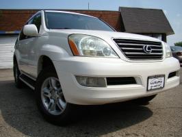 Lexus GX 470 2004